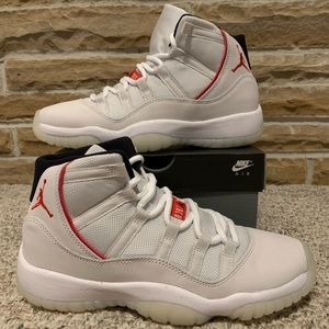 Nike Air Jordan 11 Platinum Tint GS Sz 6.5y NIB